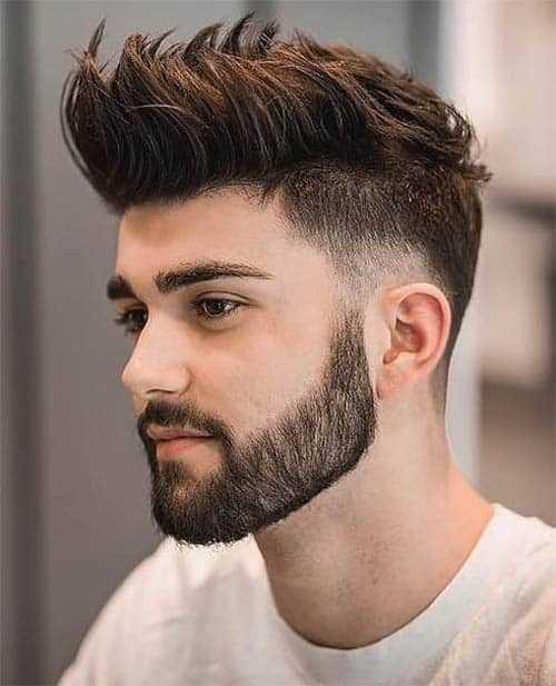 42 trendigste drop fade haarschnitte - manner frisuren ideens